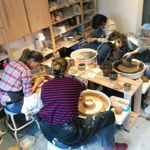 cours ceramique tour