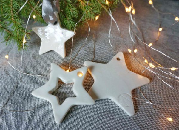 étoile-porcelaine